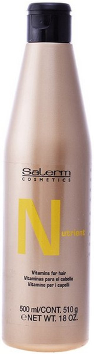 Anti-Haarverlies Shampoo Nutrient Salerm (500 ml)