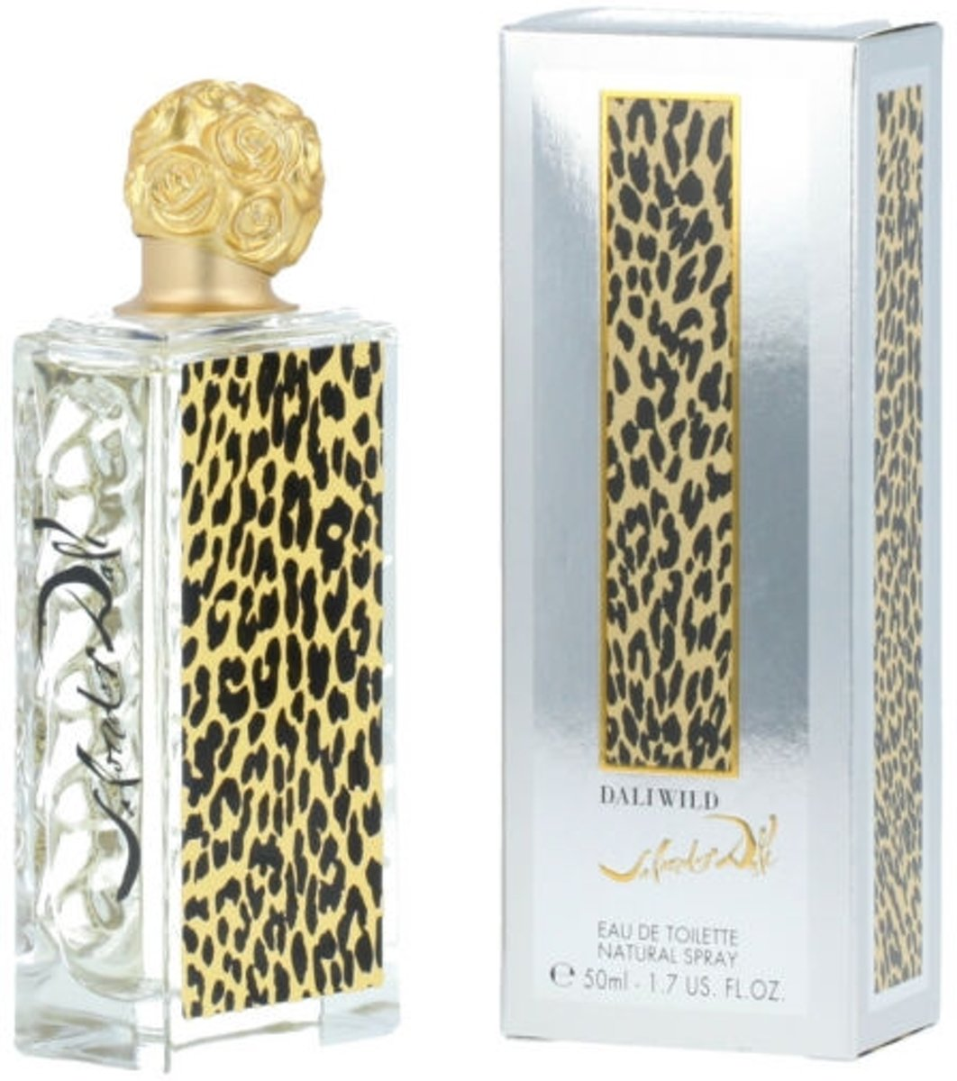 Salvador Dali Dalí Wild W EDT 50ml
