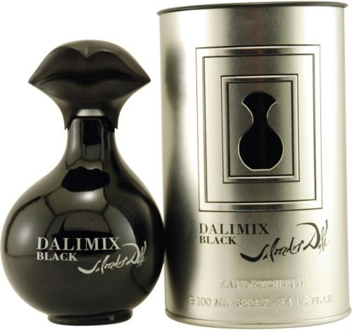 Salvador Dali Dalimix Black Women EDT 100 ml