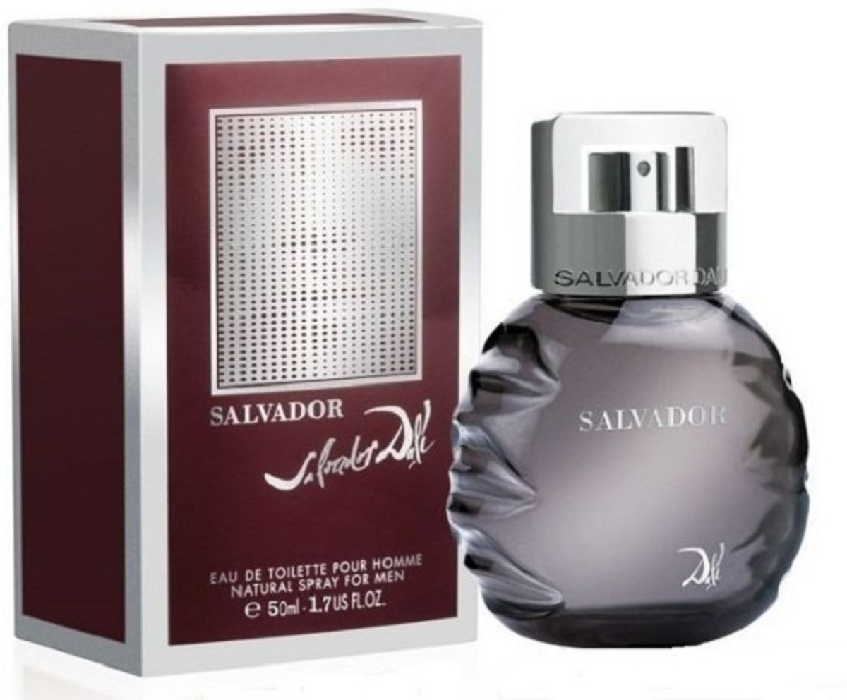 Salvador Dali Salvador Eau de toilette 50 ml men
