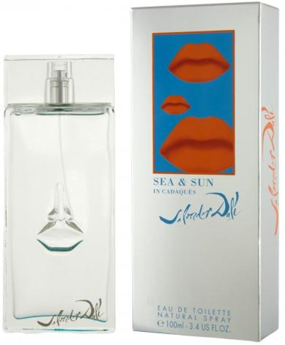 Salvador Dali Sea & Sun In Cadaques Eau de toilette Spray 30 ml
