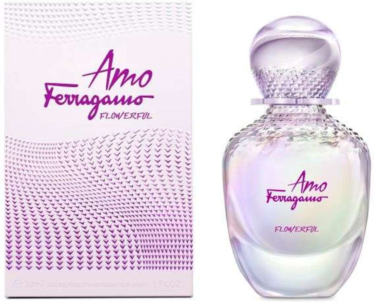 Salvatore Ferragamo AMO FLOWERFUL edt spray 30 ml