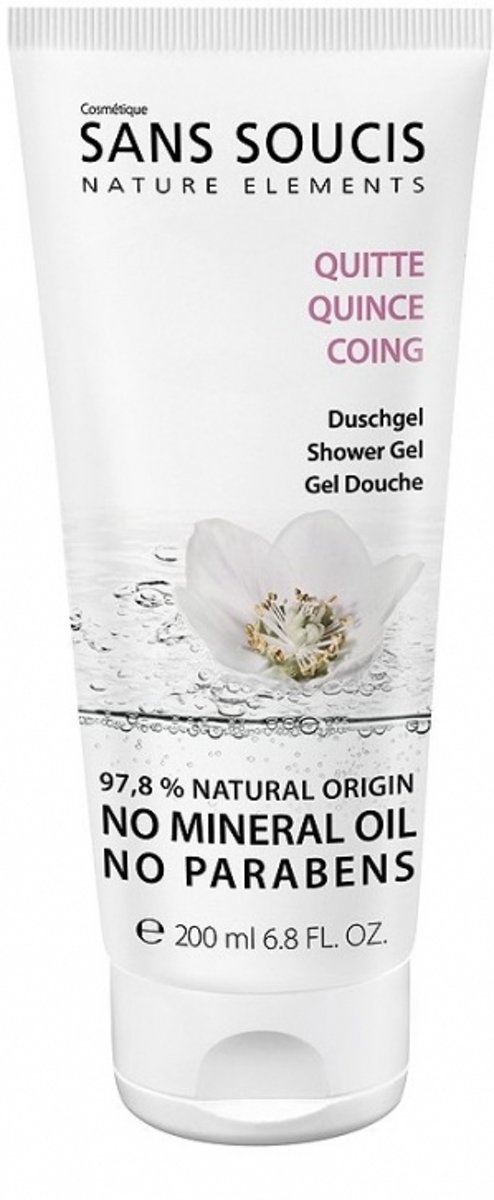Sans Soucis Nature Elements Douchegel 200 ml