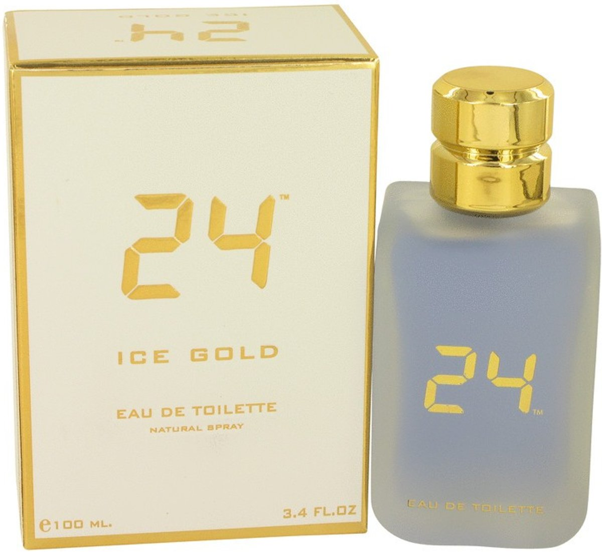 ScentStory 24 Ice Gold Scentstory 100 ml - Eau De Toilette Spray Herenparfum