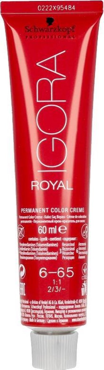 Igora Royal 6-65 60 ml