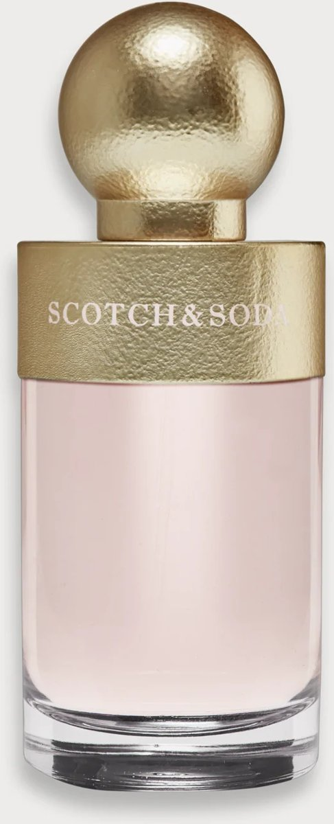 Scotch & Soda Amsterdam Couture Woman - 90 ml Eau de Parfum