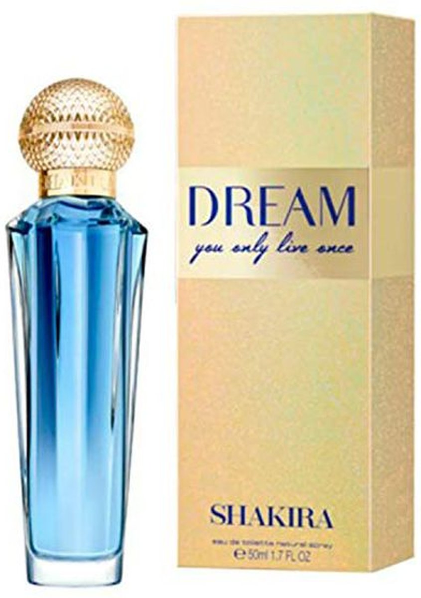 Damesparfum Dream Shakira EDT (50 ml)