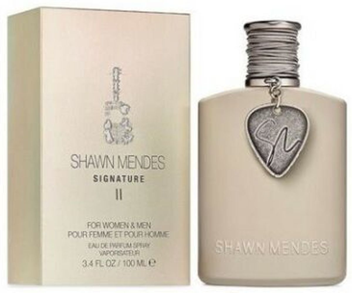 Shawn Mendes Signature II Edp Spray 100ml