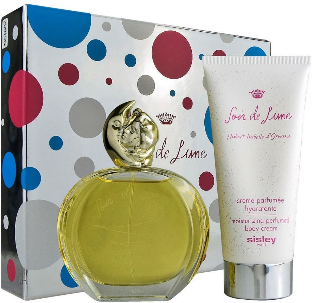 Sisley - Eau de parfum - Soir de lune 100ml eau de parfum + 150ml bodycream - Gifts ml