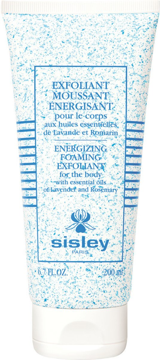 Sisley Exfoliant Moussant Energisant - 200 ml - Douchegel