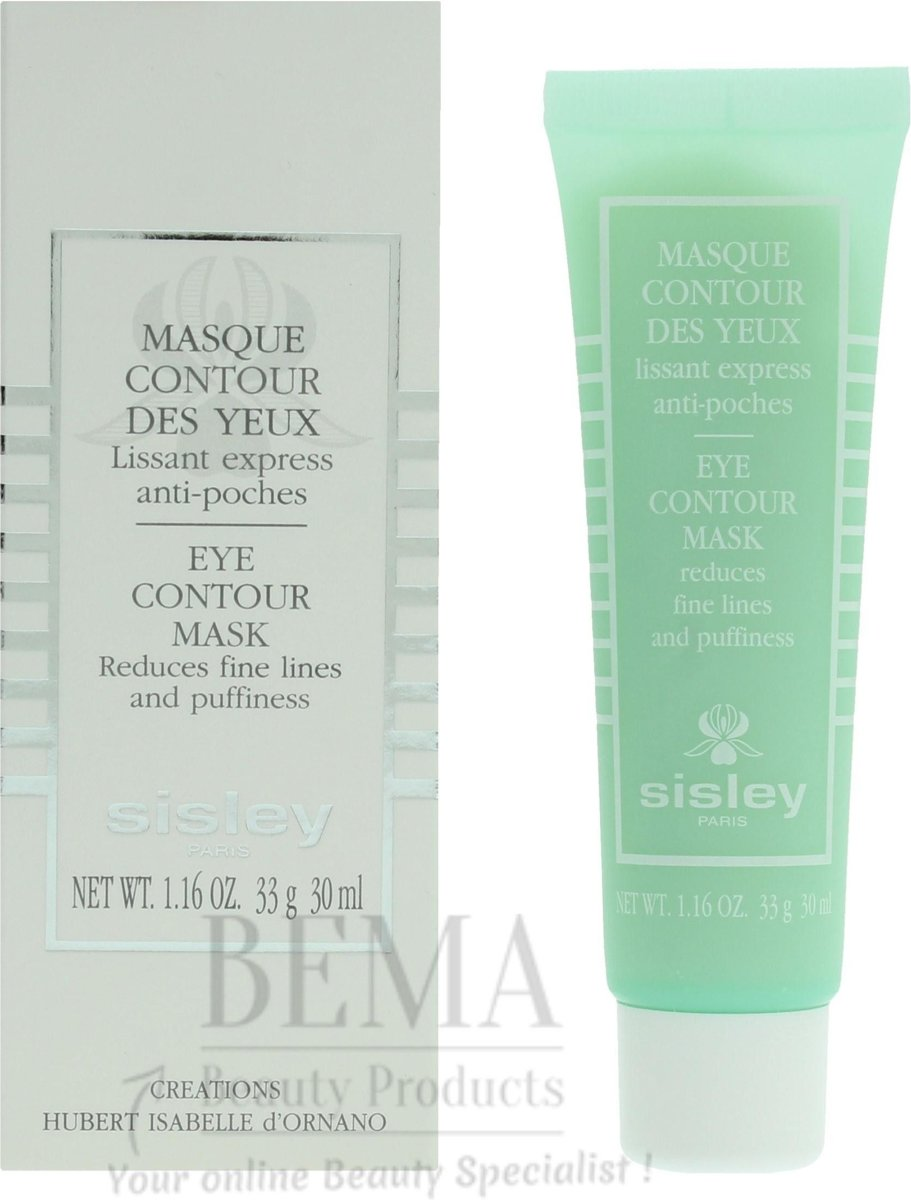 Sisley Eye Contour Mask - 30 ml - Oogcreme