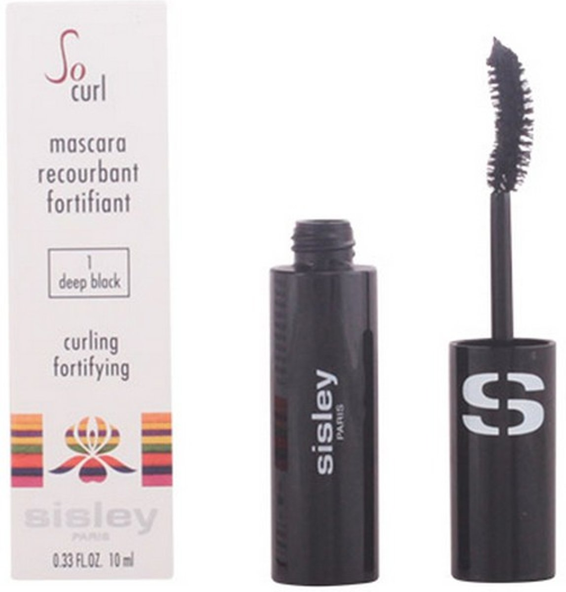 Sisley Phyto So Curl Mascara - 10 ml - Mascara