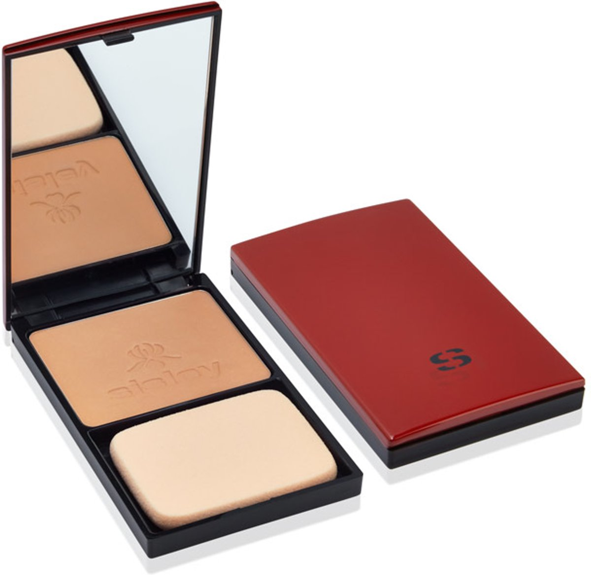 Sisley Phyto Teint Éclat Compact – 03 Naturel – Foundation