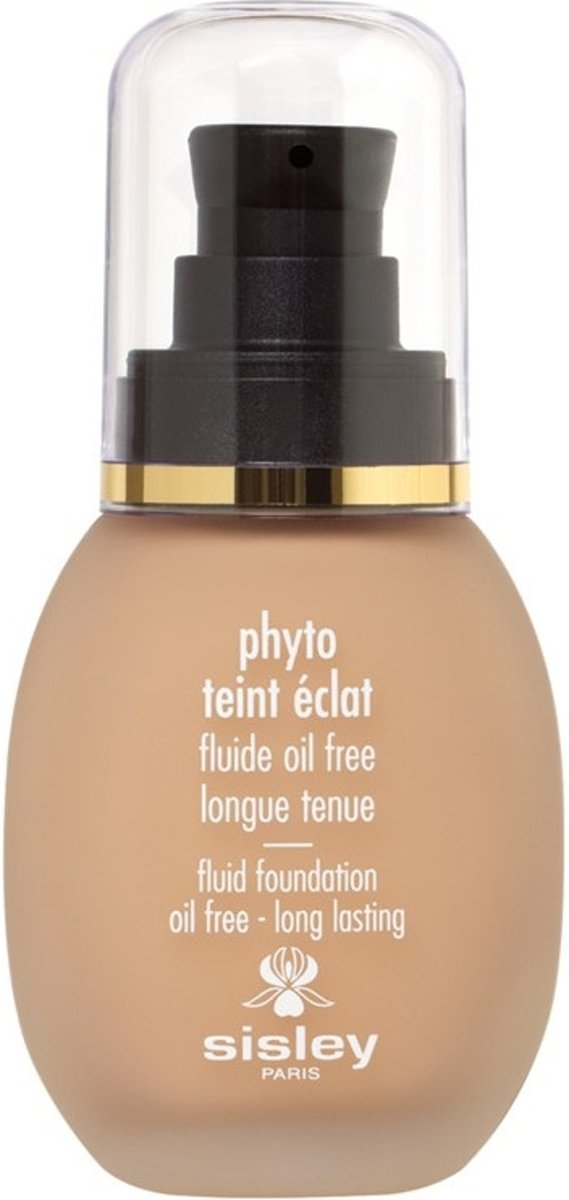 Sisley Phyto Teint Éclat Foundation – 4 Honey – Foundation