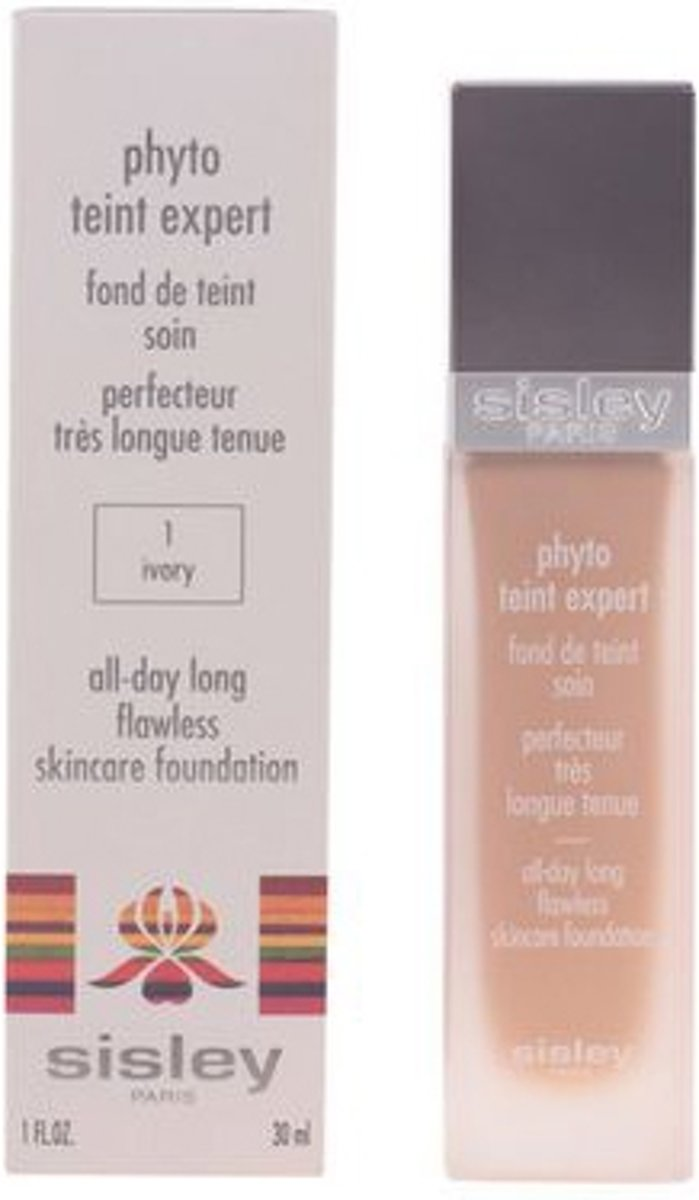 Sisley Phyto-Teint Expert Foundation - 4 Honey - 30 ml - Foundation