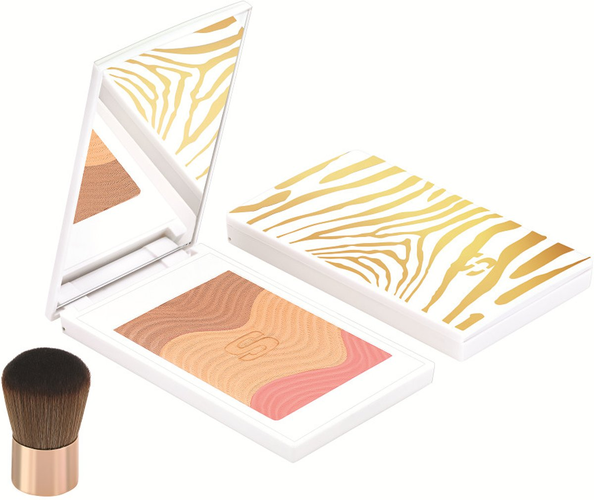 Sisley Phyto-Touche Sun Glow Powder - Peche Doree - Blush