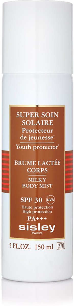 Sisley Super Soin Solaire Brume Lactée Corps Zonnespray - SPF 30