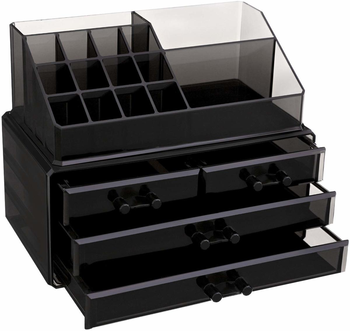 Songmics Make-Up Organizer - Make Up Organizer Transparant - Make Up Organizer Lades