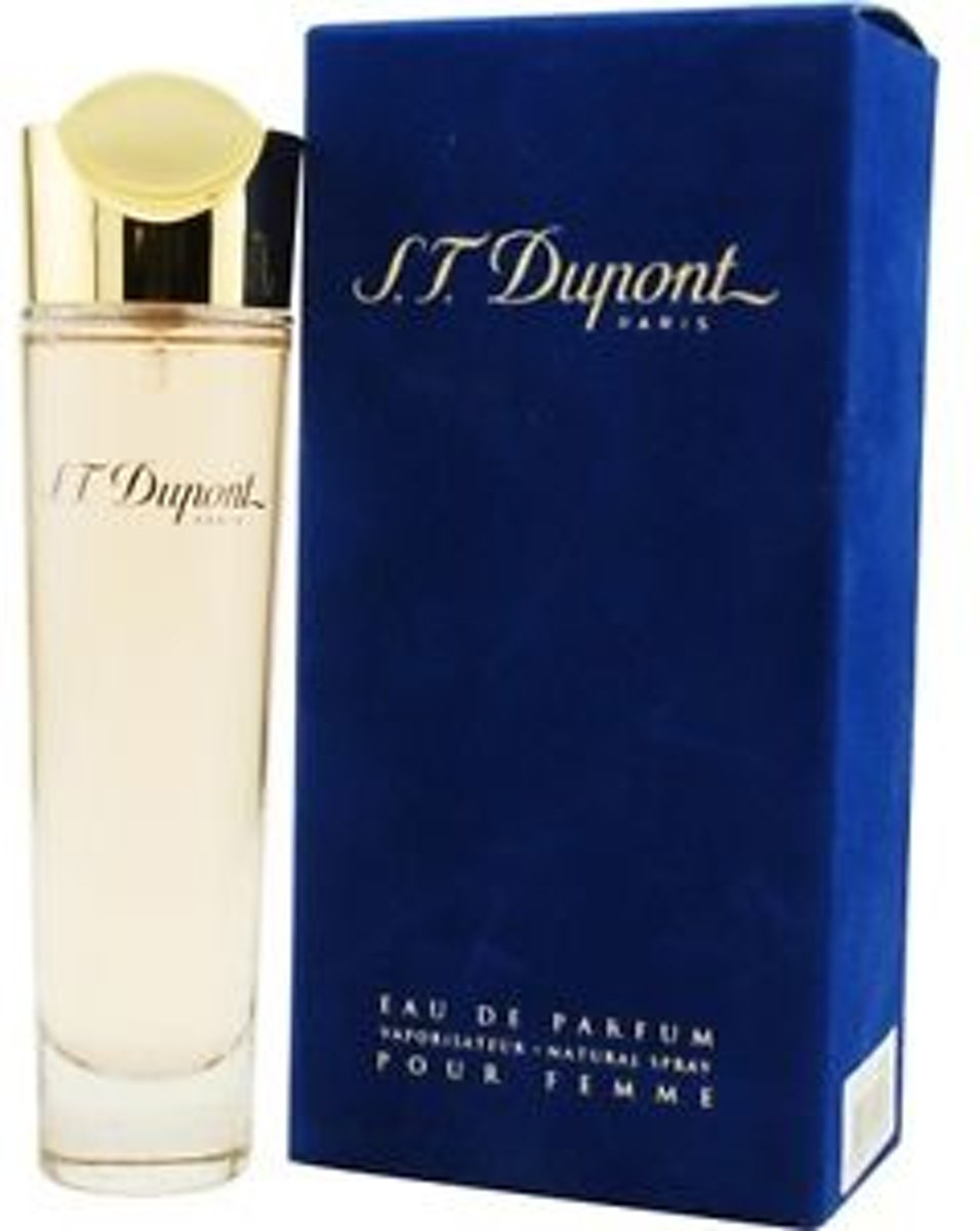 St Dupont By St Dupont Eau De Parfum Spray 100 ml - Fragrances For Women