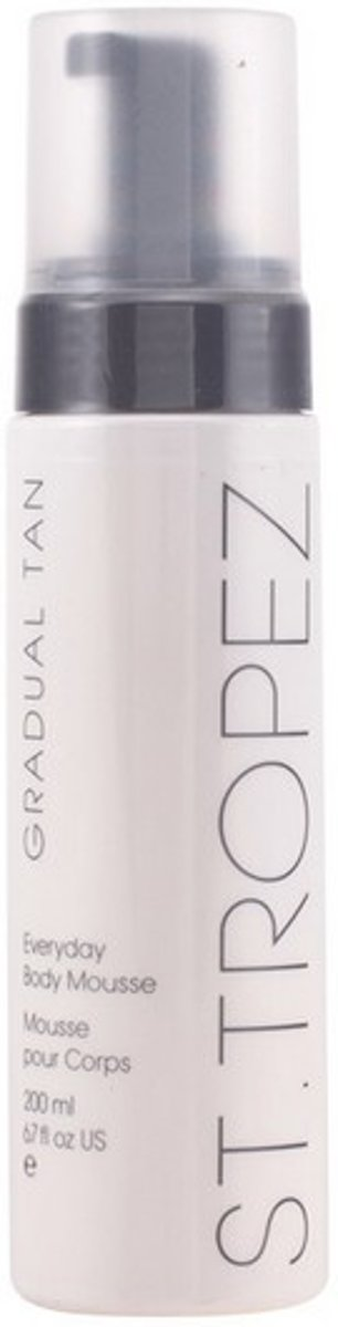 Zelfbruinende Mousse Gradual Tan Everyday St.tropez - 200 ml
