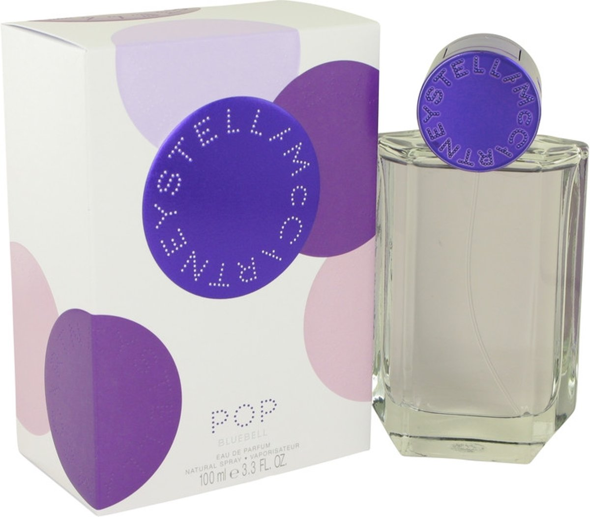 Stella McCartney Pop Bluebell - 100ml - Eau de parfum