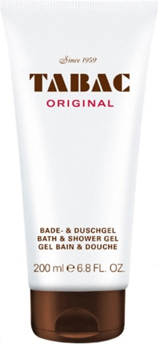 Tabac Original Bath & Shower 200 ml
