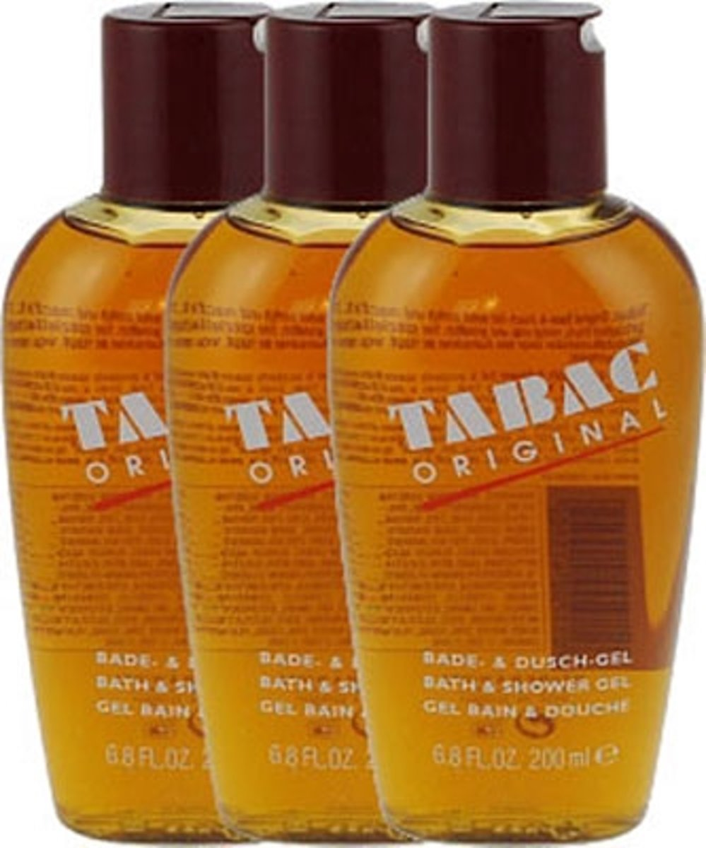 Tabac Original Bath And Douchegel Man Voordeelverpakking