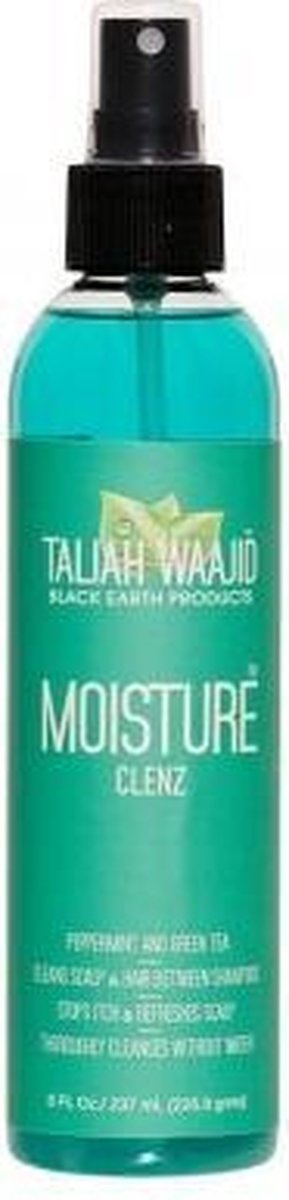 Taliah Waajid Black Earth Products Moisture Clenz 177 ml