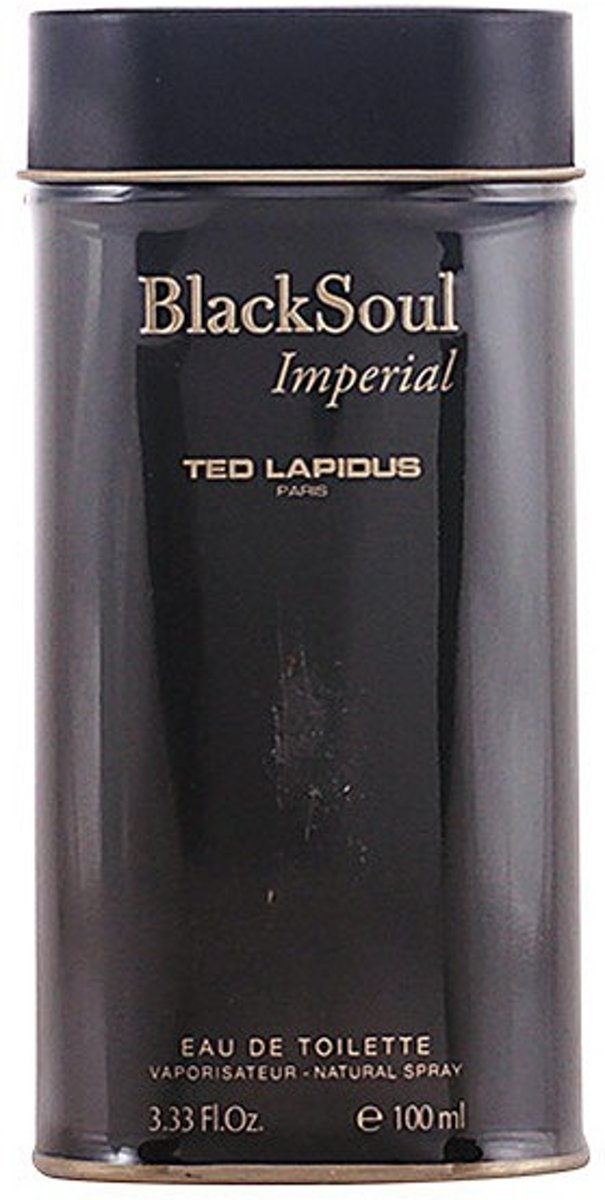 BLACK SOUL IMPERIAL edt vapo 100 ml