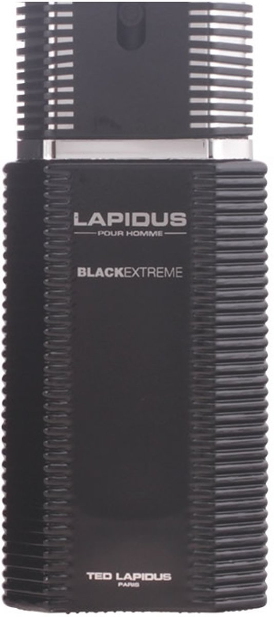MULTI BUNDEL 3 stuks Ted Lapidus Black Extreme Eau De Toilette Spray 100ml