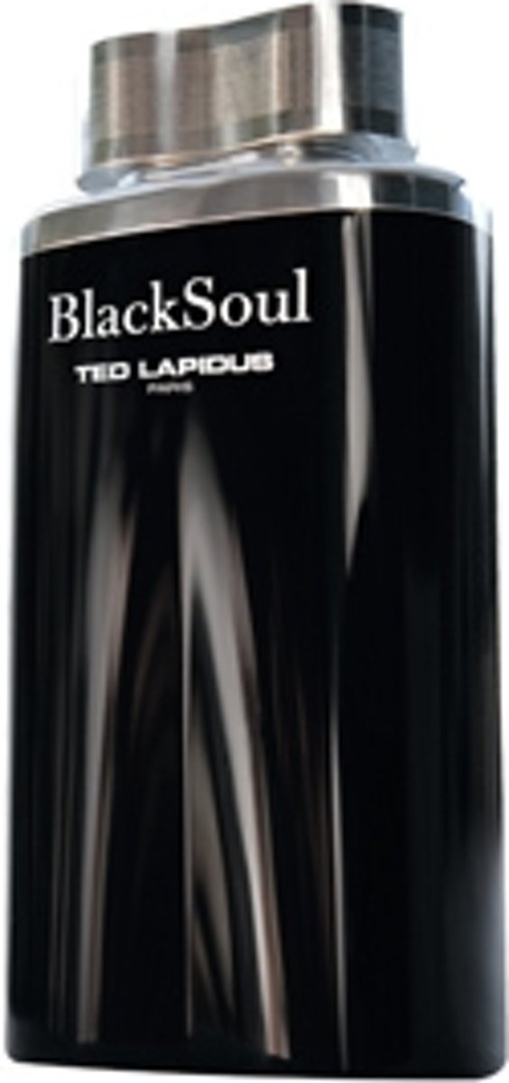 Ted lapidus Black Soul - 100 ml - Eau de toilette
