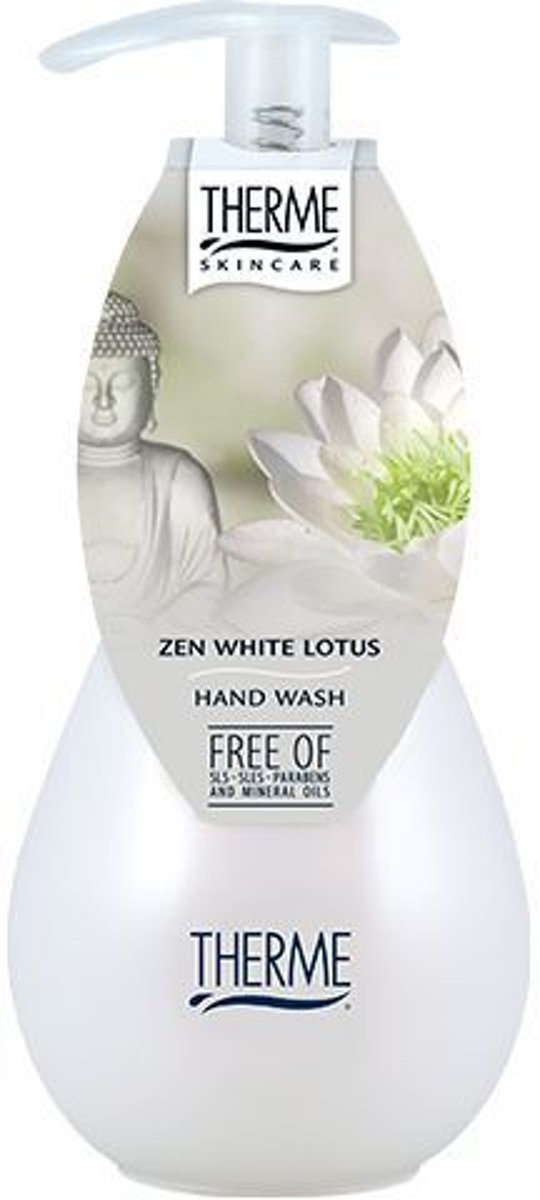 Therme Hand Wash - 240 ml - Zen White Lotus