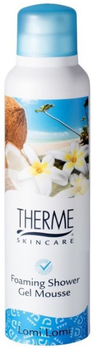 Therme Lomi Lomi Foaming Shower Gel - 200 ml