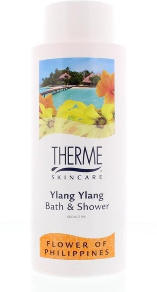Therme Satin Ylang Ylang - 500 ml - Douchegel