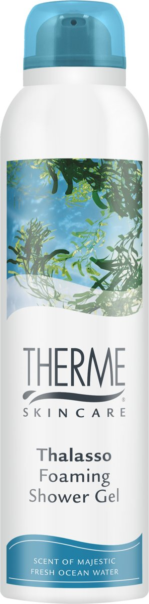 Therme Thalasso Foaming Shower Gel 200ml