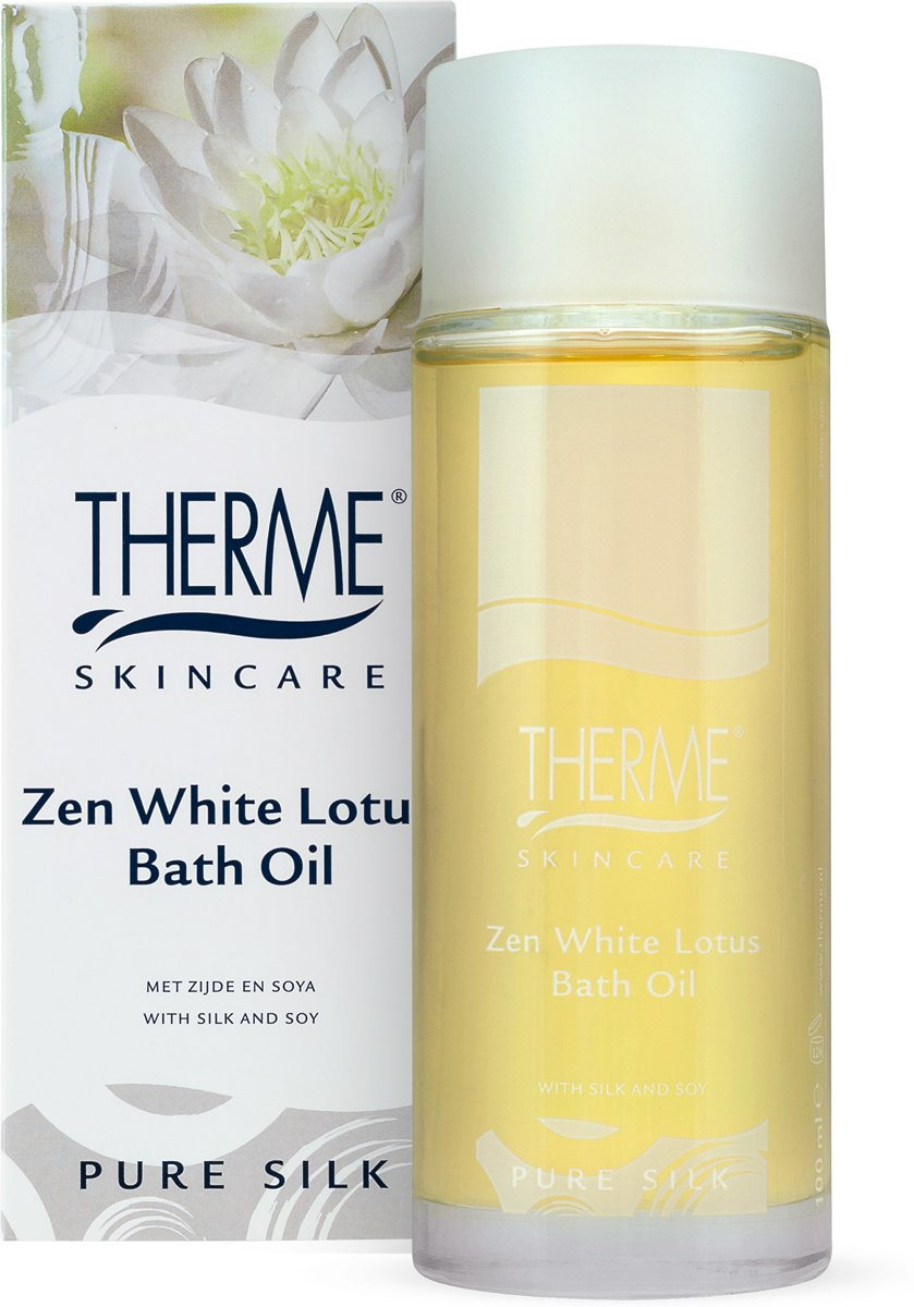 Therme Zen White Lotus Badolie - 100 ml