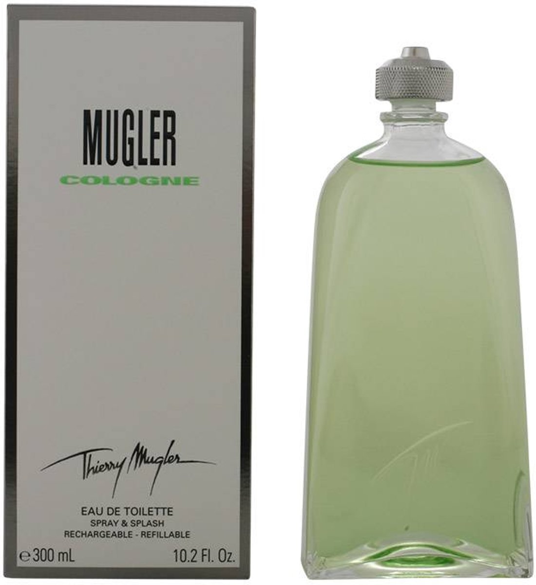 MUGLER COLOGNE edt verstuiver 300 ml