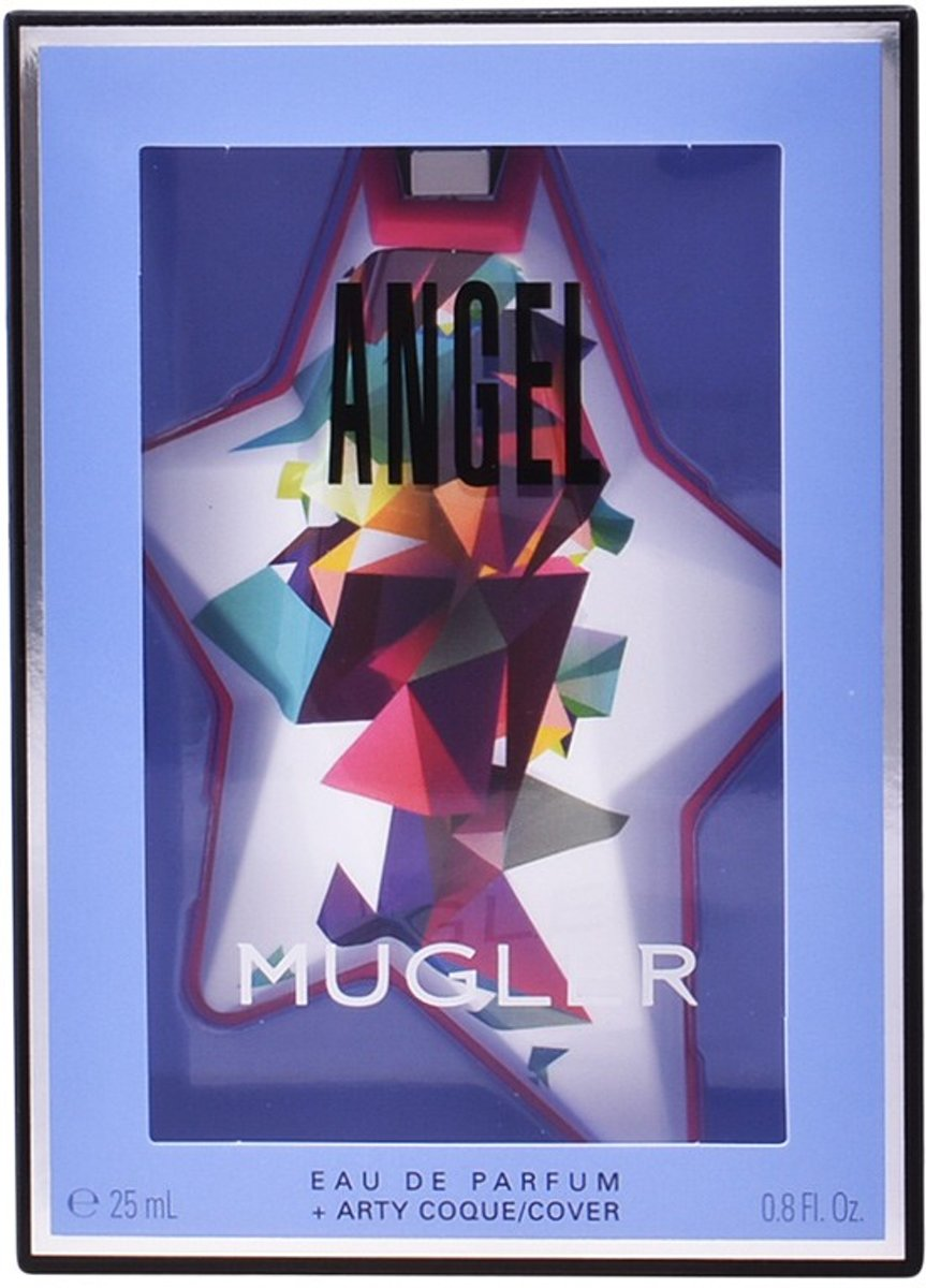 MULTI BUNDEL 2 stuks ANGEL ARTY COLLECTOR Eau de Perfume Spray refillable 25 ml