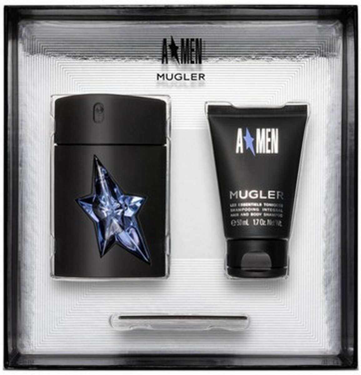 Parfumset voor Heren A*men Thierry Mugler (2 pcs)