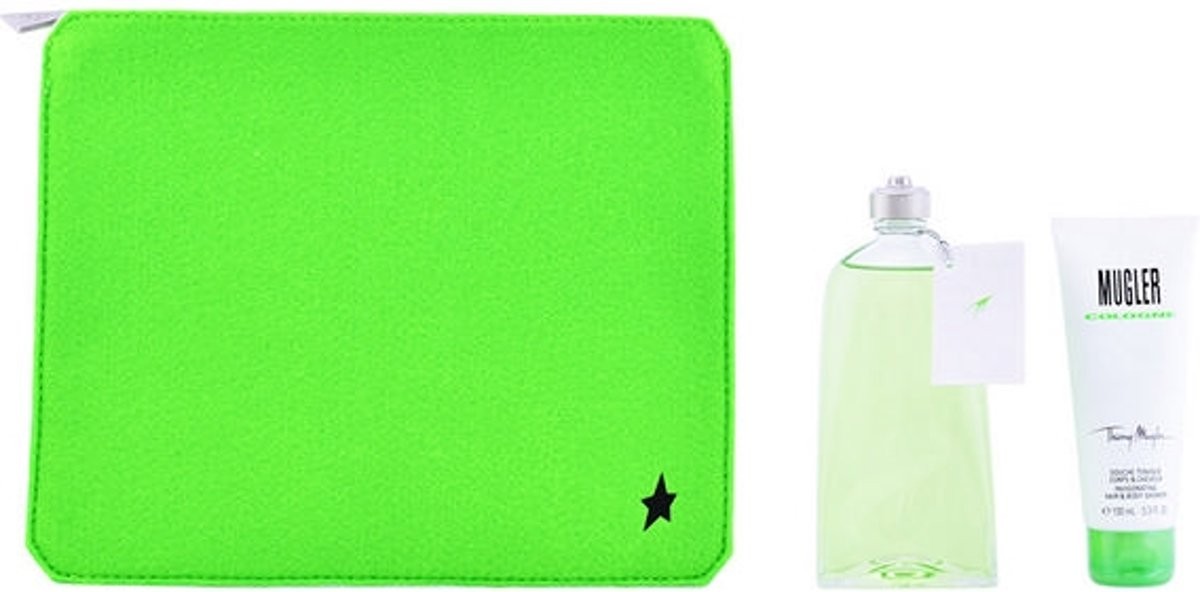 Thierry Mugler - MUGLER COLOGNE SET 2 Pcs.