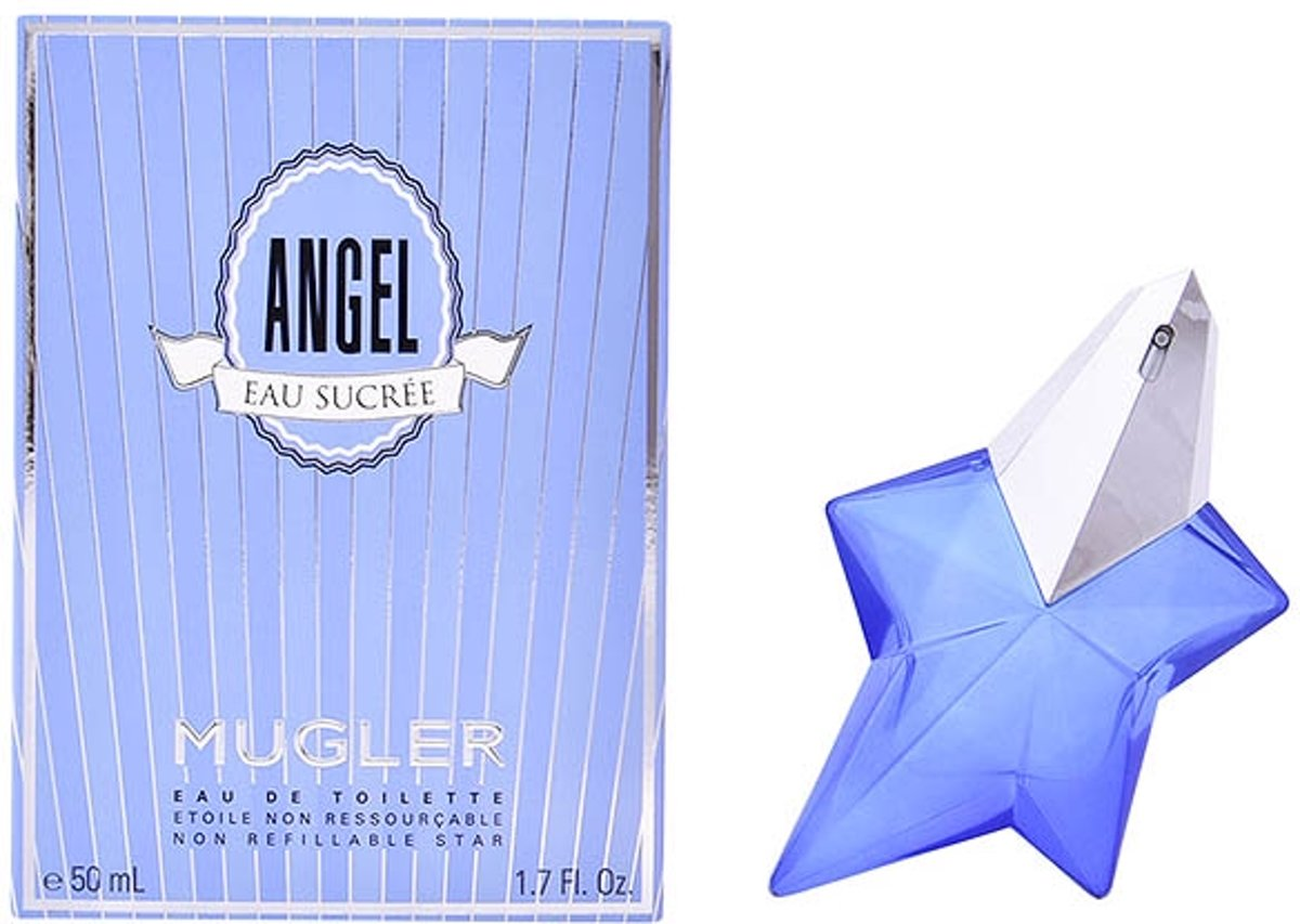 Thierry Mugler Angel Eau Sucrée Eau de Toilette Spray 50 ml