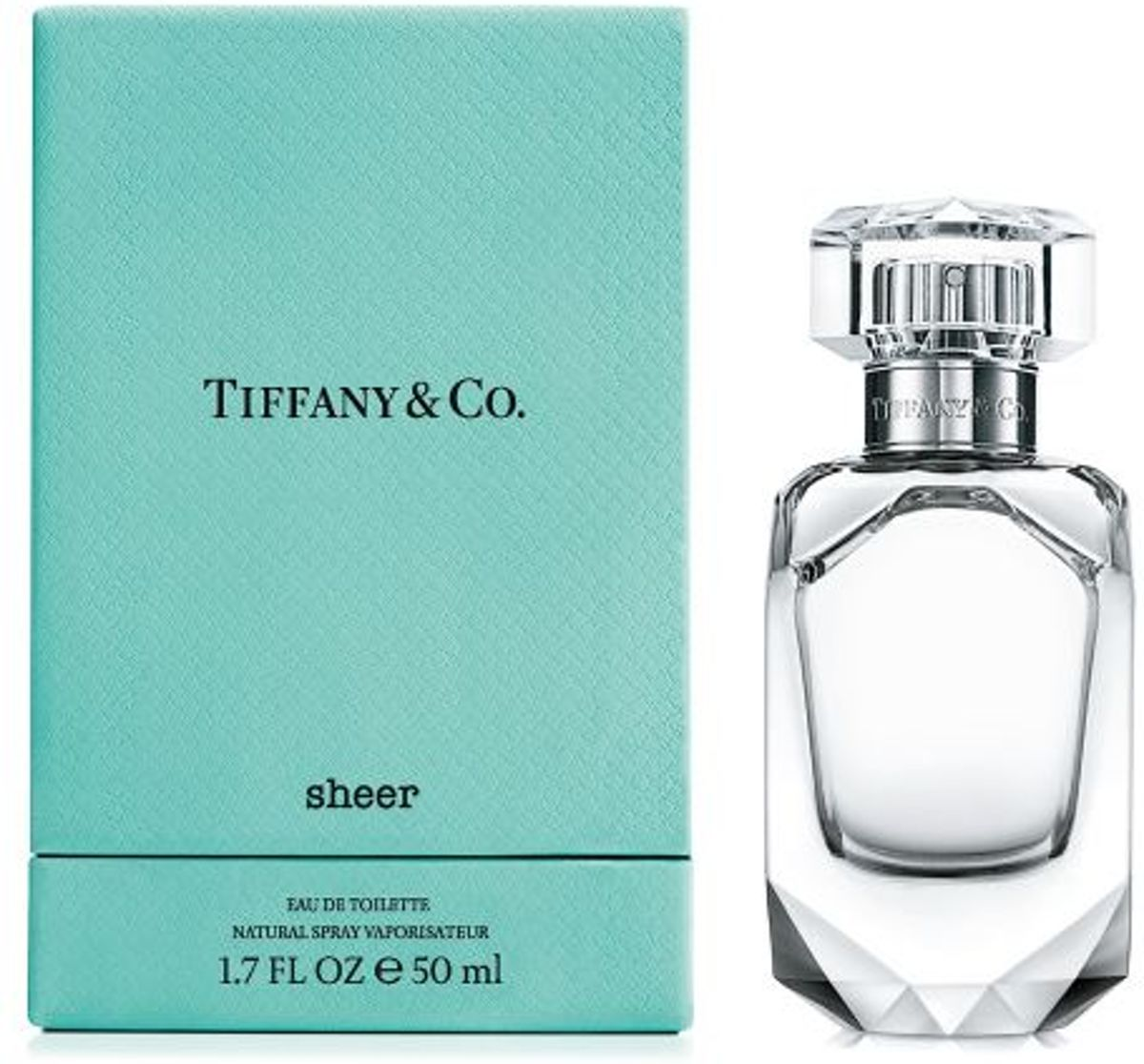 Tiffany & Co. Tiffany Sheer Eau de Toilette 50ml