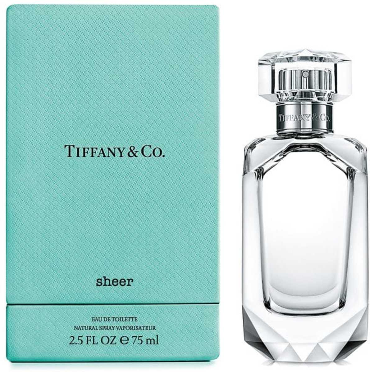 Tiffany & Co. Tiffany Sheer Eau de Toilette 75ml