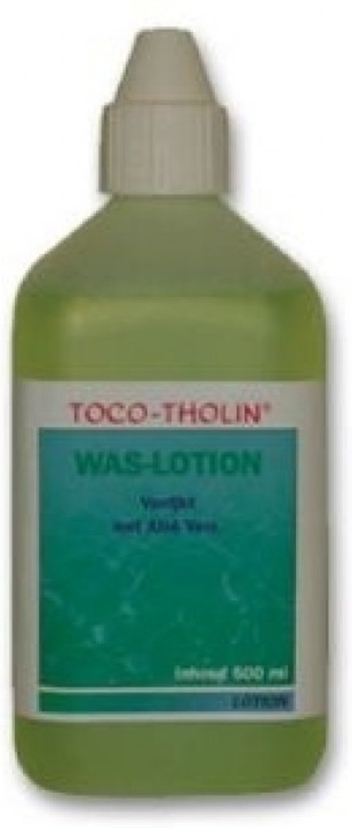 Toco Tholin Was Lotion