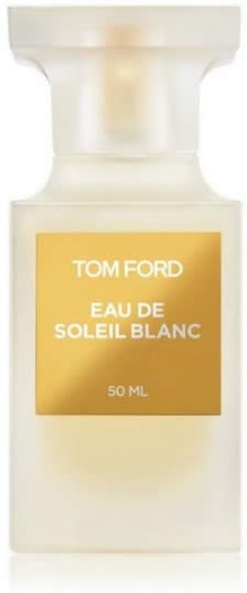 MULTI BUNDEL 2 stuks Tom Ford Eau De Soleil Blanc Eau De Toilette Spray 50ml