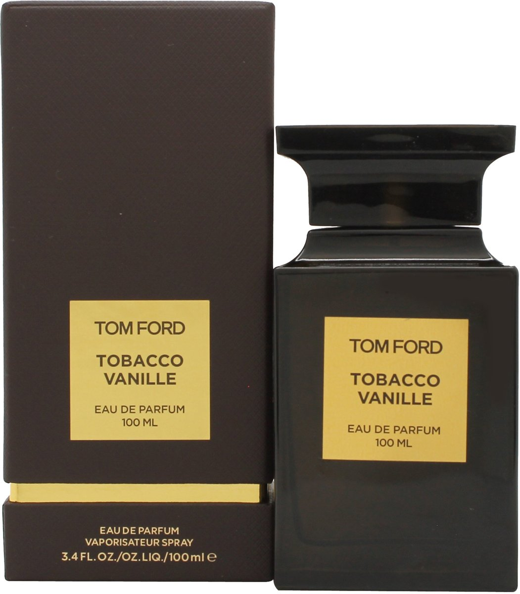 Tom Ford Tobacco Vanille By Tom Ford Eau De Parfum Spray 100 ml - Fragrances For Men