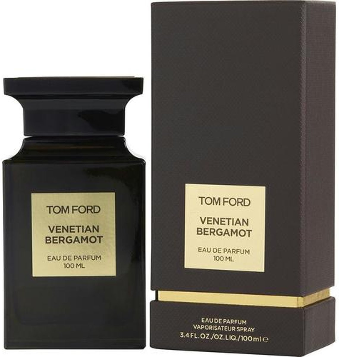 Tom Ford Venetian Bergamot - 100 ml - eau de parfum spray - unisex