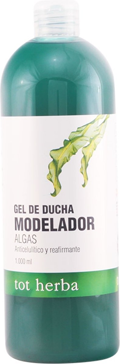MULTI BUNDEL 5 stuks Tot Herba Shower Gel Modeler Seaweed 1000ml