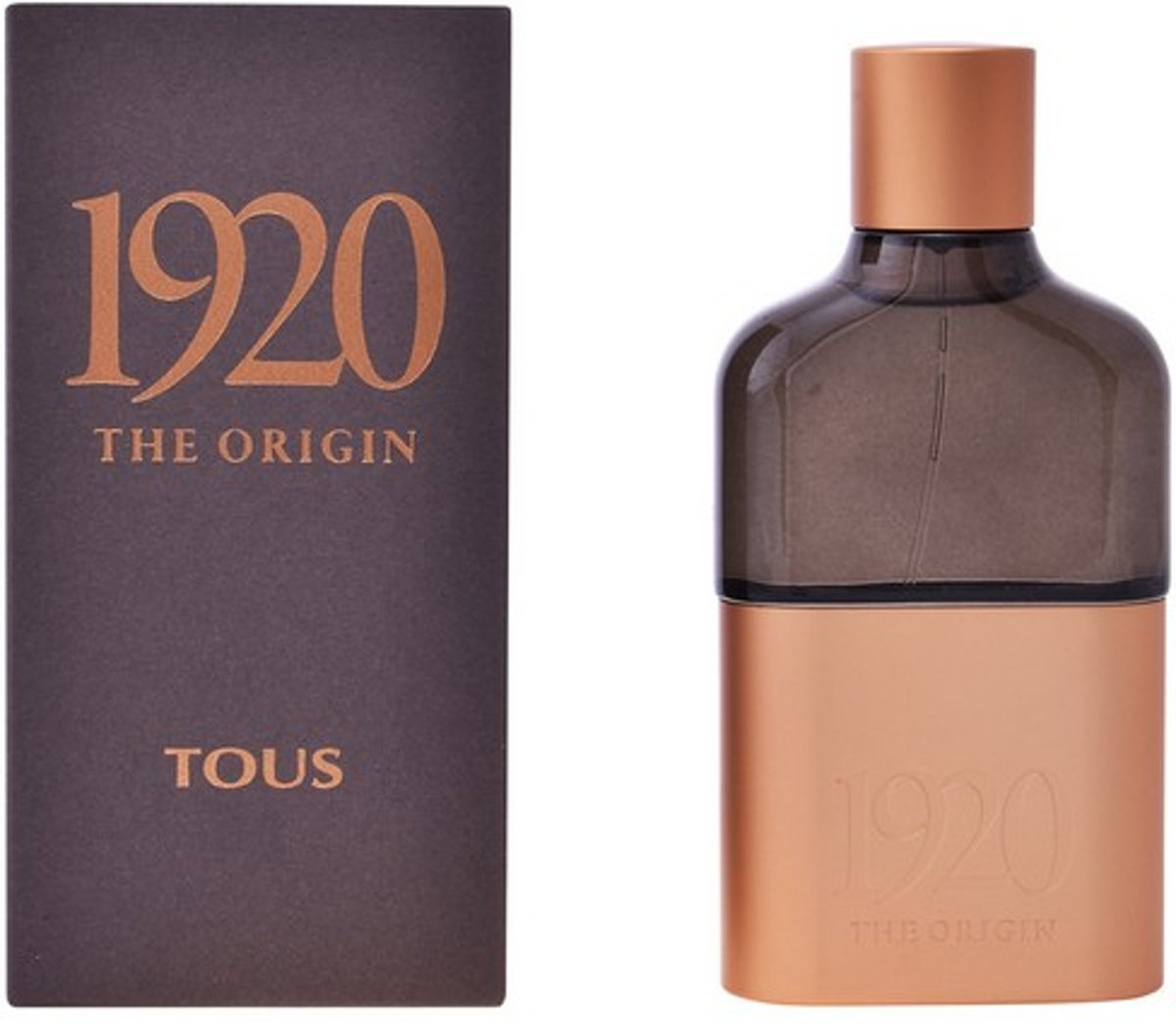 Tous 1920 The Origin - 100 ml - eau de parfum spray - herenparfum