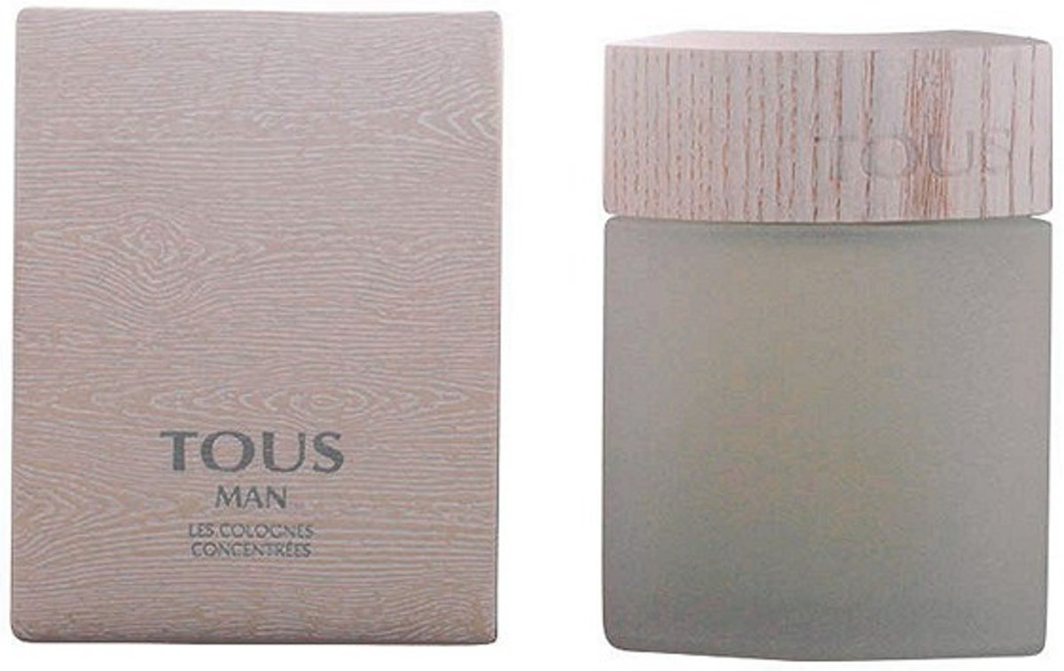 Tous LES COLONIAS CONCENTREE MAN eau de toilette spray 100 ml